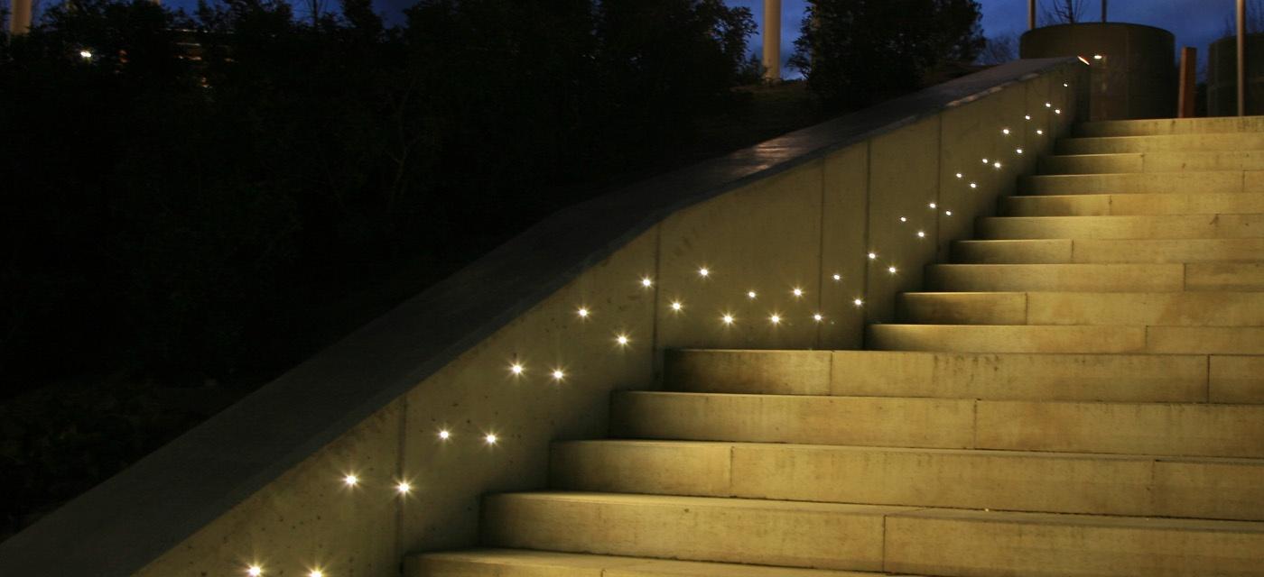 Iluminaci n arquitectonica led la iluminaci n eficiente - Iluminacion led decorativa ...