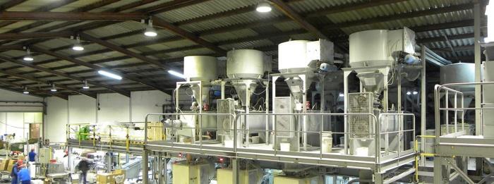 Proyectos Industriales Iluminaci 243 N Led Para Naves