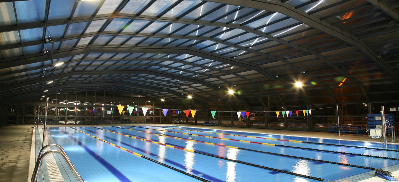 indoor swimming pool lighting small space ignialight lighting for an indoor swimming pool